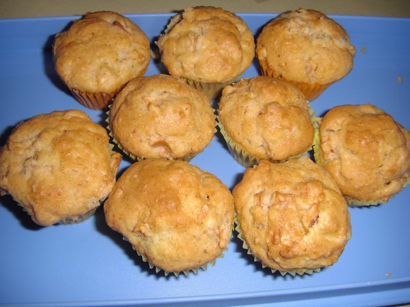 Landfrauen Rot Am See Kokos Mandel Apfel Muffins